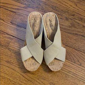 Lucky miller wedge sandal